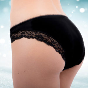 Panty & Pocket Pack – Black