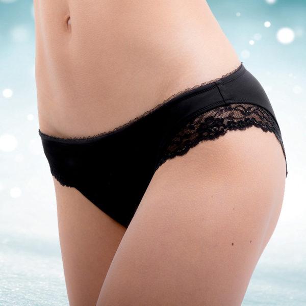 Panties ©Sōkai black - 3/4 side