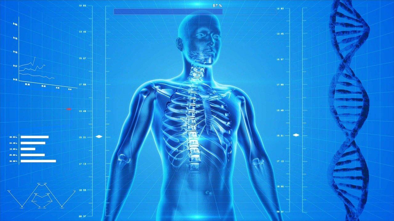 recherche scientifique froid sur corps humain