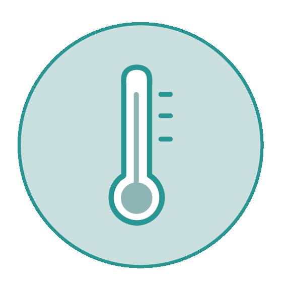 Les poches de gel Sokai régulent votre température corporelle