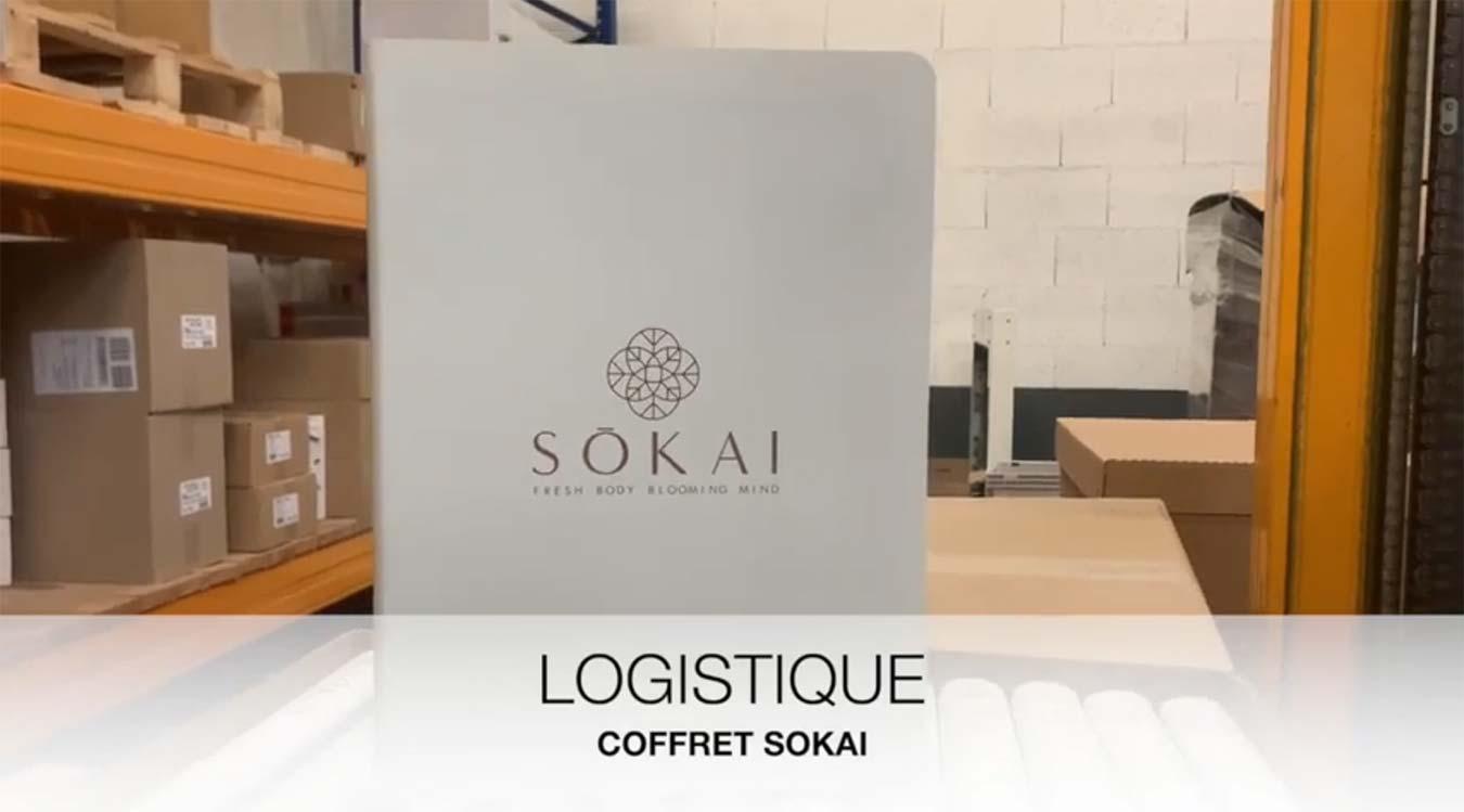 You are currently viewing L'ESAT, la logistique Sōkai.